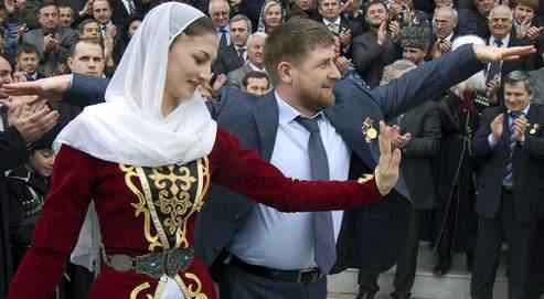 rencontre femme tchétchène