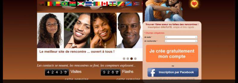 site de rencontres black gratuit