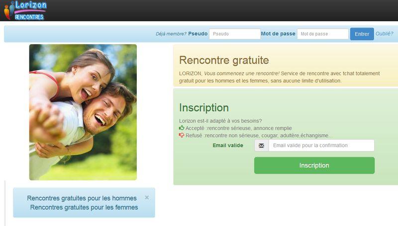 Liste des sites de rencontres en France (via 7 catégories)