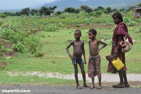 Rencontre Femme Ethiopie, Rencontre Avec David Sala
