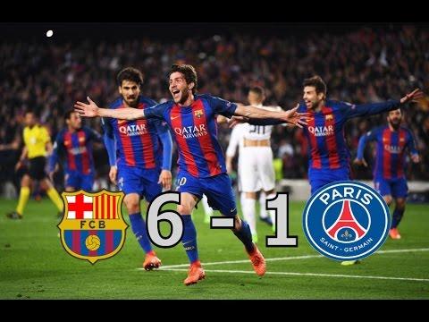 PSG-Barça : les 4 statistiques d'une soirée historique