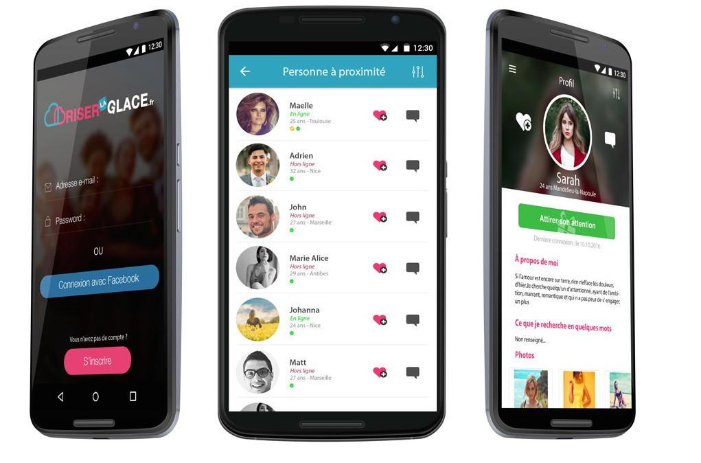 Les meilleures applications de rencontres sur Android - Nalaweb