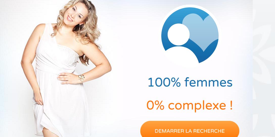 site de rencontre pour femmes ronde recherche femme célibataire 35