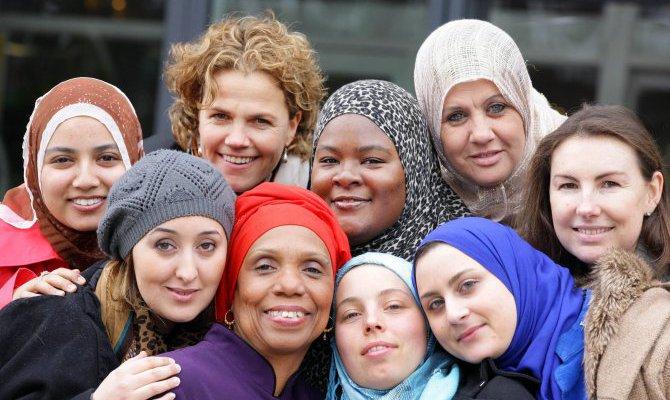 rencontre entre femme musulmane