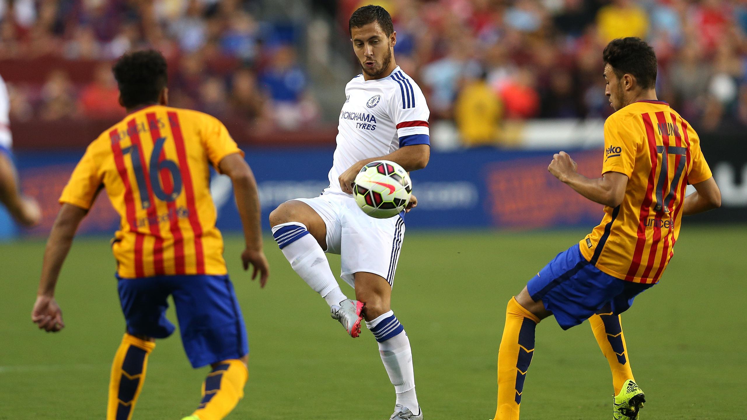 Ligue des champions: pourquoi Chelsea-Barcelone est devenu un duel mythique