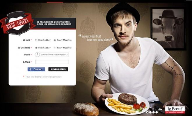 Un site de rencontre réservé aux amoureux de viande de boeuf - aacs-asso.fr