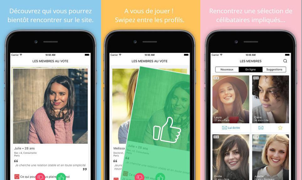 application smartphone rencontre gay