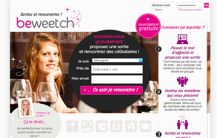 avis sites rencontre