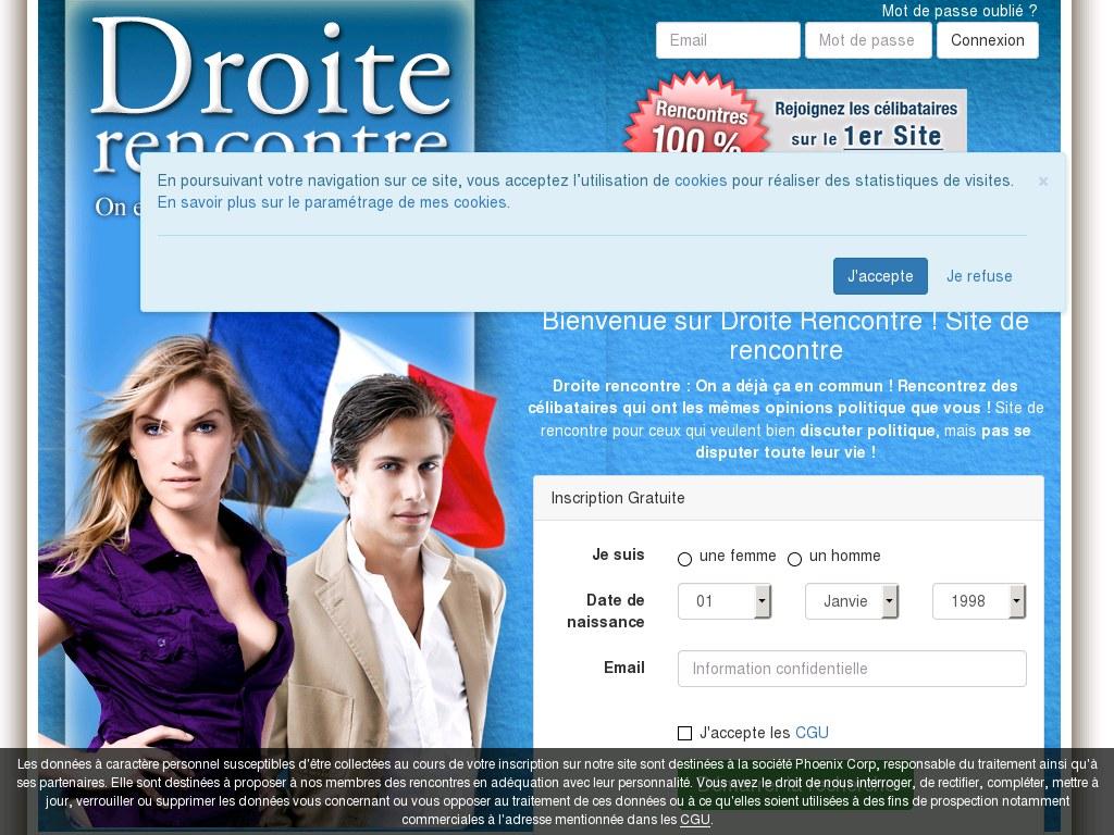 Site de rencontre sérieux & 100% gratuit