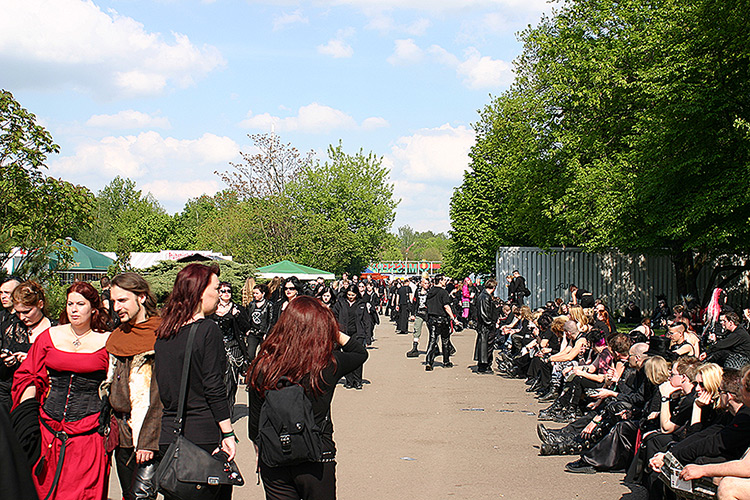 site rencontre metal goth