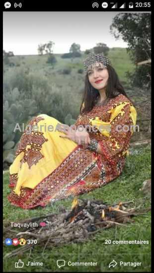 homme algerien cherche femme pour mariage