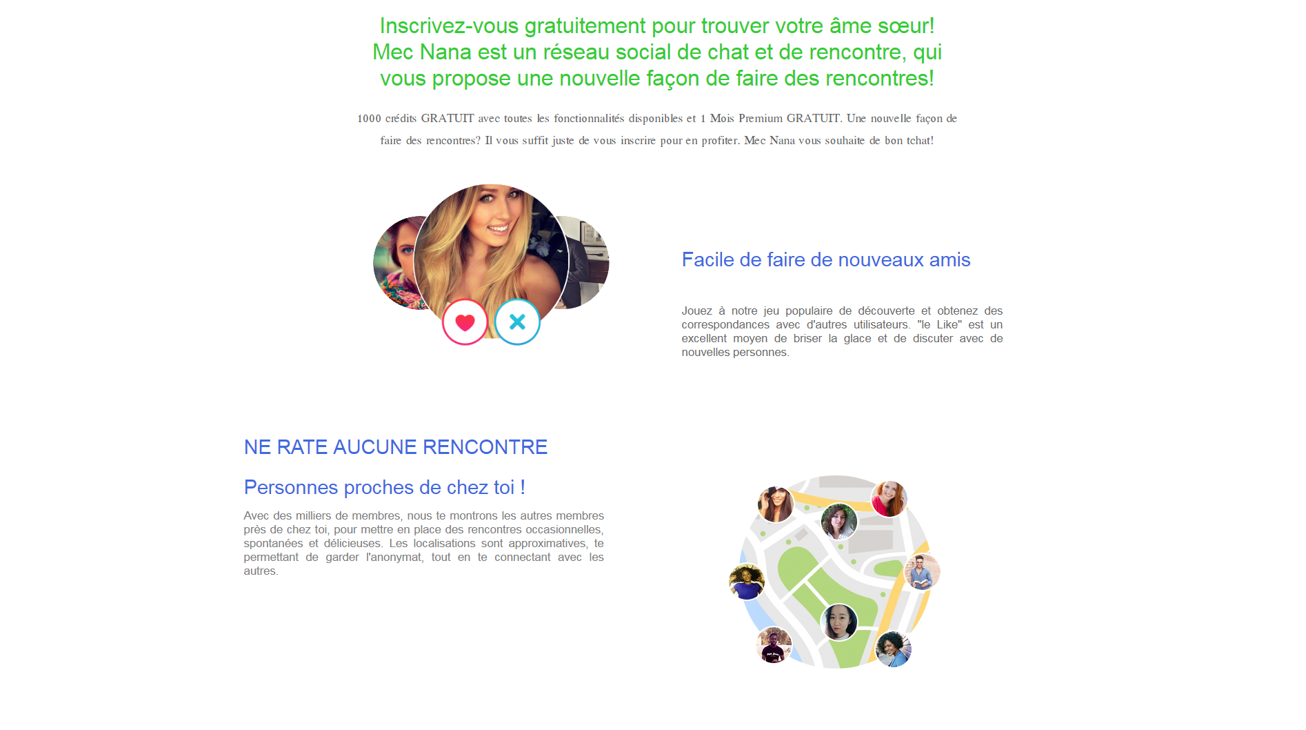 site de rencontre camerounaise gratuit