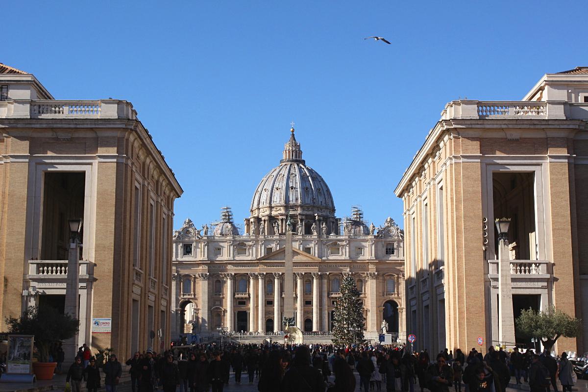 Audience avec le Pape François + visite guidée à Rome en bus - Rome, Italie | GetYourGuide