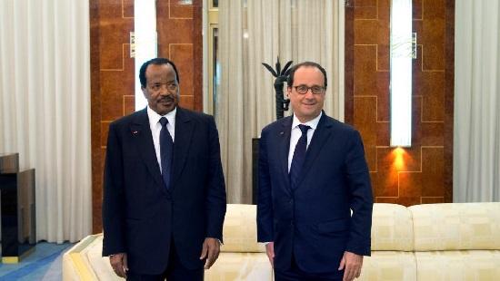 Le sort de Michel Atangana au coeur de la rencontre entre Hollande-Biya