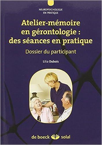 14 rencontre de gerontologie pratique
