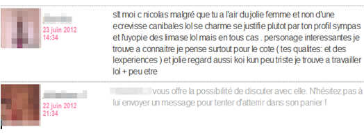1er mail sur site de rencontre rencontres darles keep your eye on the wall