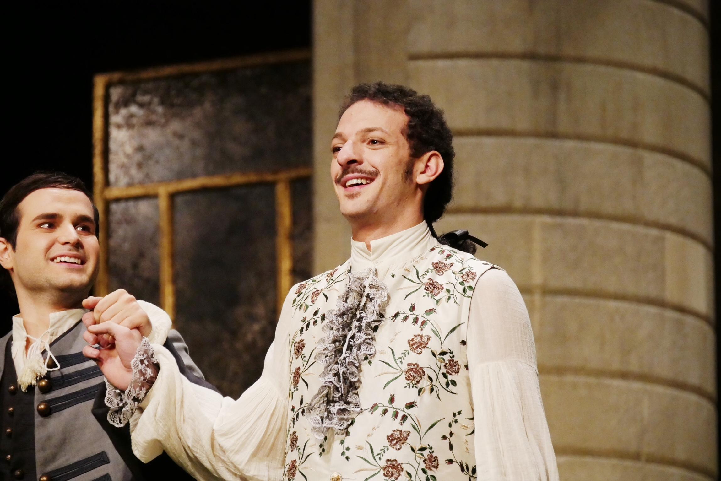 Théâtre Le Jeu de l'Amour et du Hasard à Riom le 19 octobre : Terra Volcana