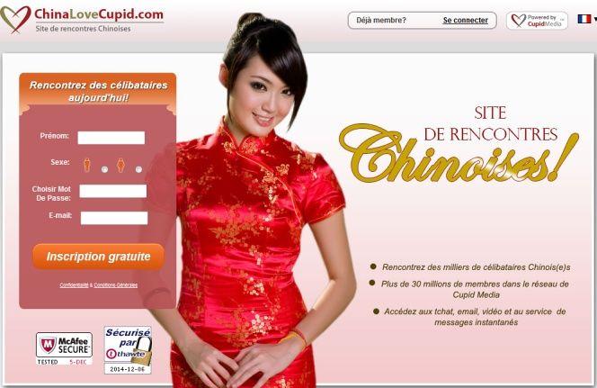 site de rencontre gratuit chine