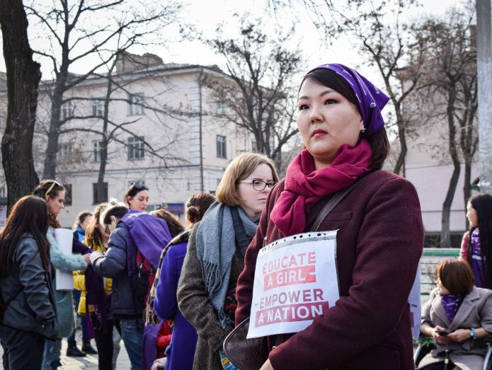 Rencontre femme Kirghizistan sur la ville de Bishkek, Tatiana - RussianHug
