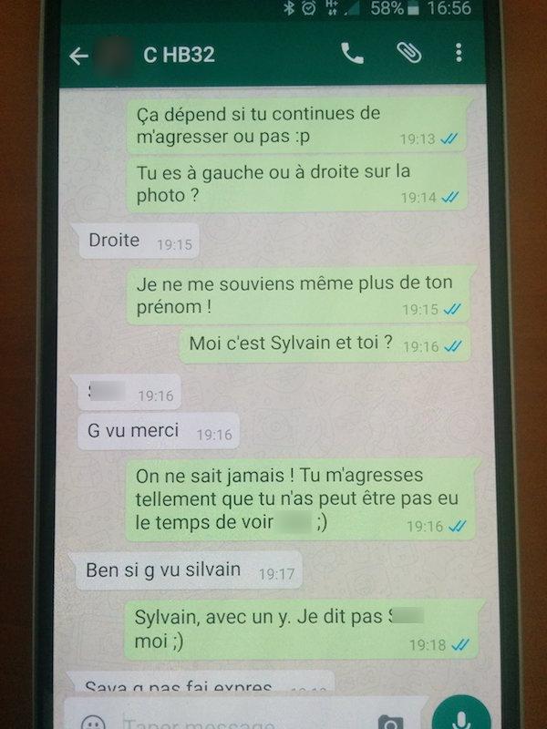 Rencontre hommes et femmes groupe WhatsApp Group Active Link - lentracte-gerland.fr