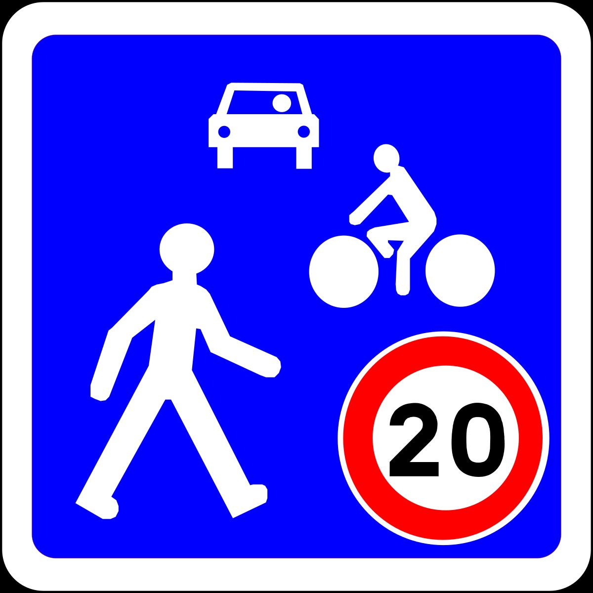 Zone de rencontre   Fédération française des usagers de la bicyclette