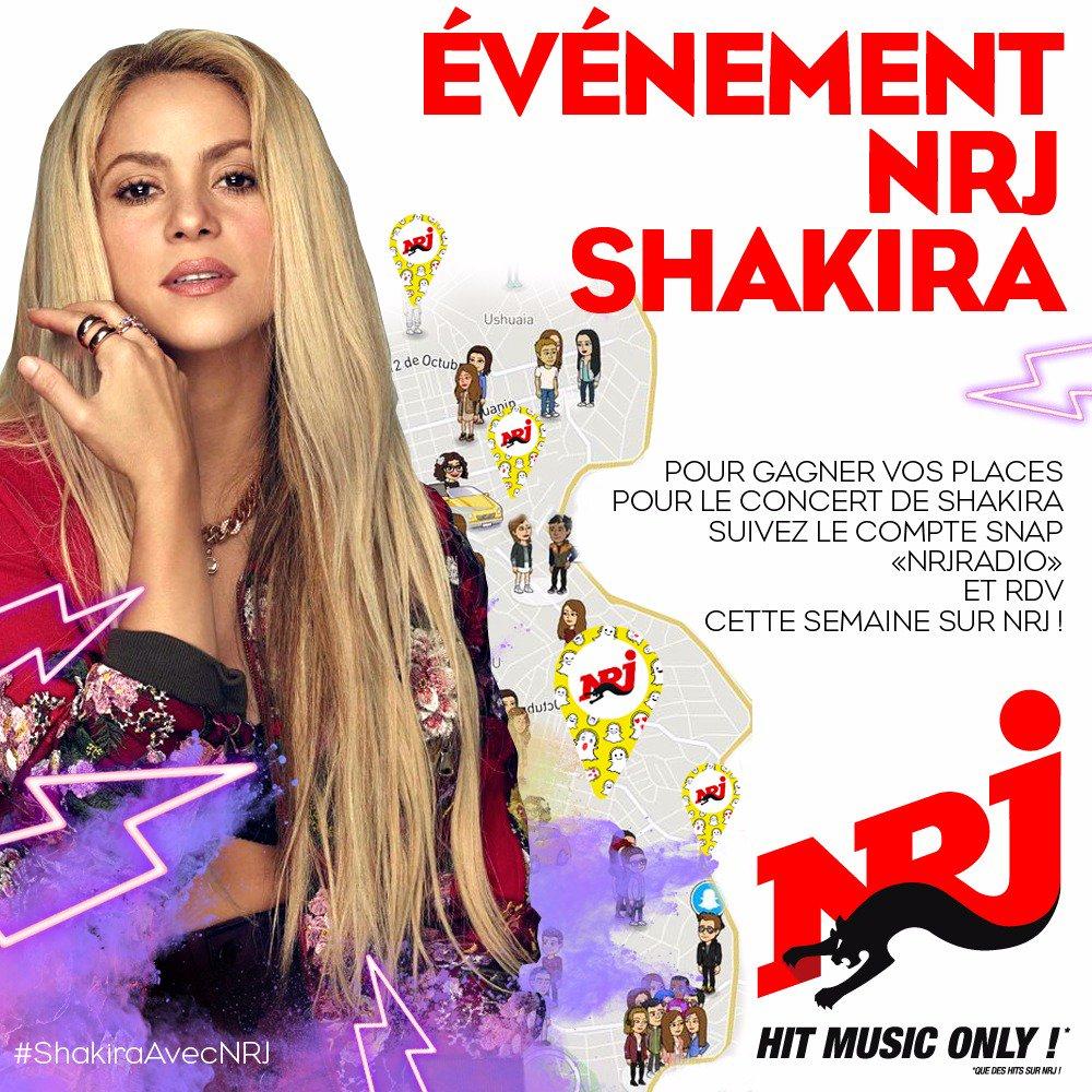Shakira : « La France m'a adoptée » - Le Parisien