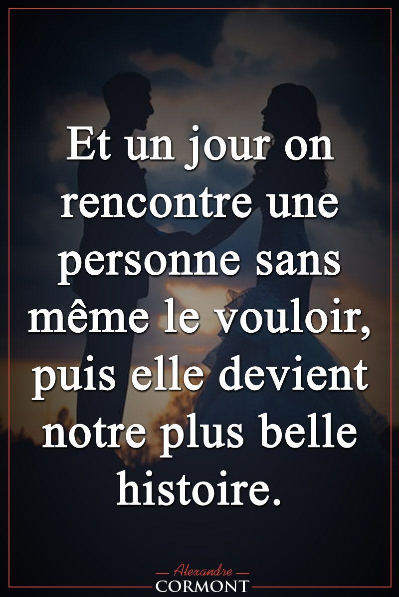 Citation Sur La Rencontre Du Grand Amour