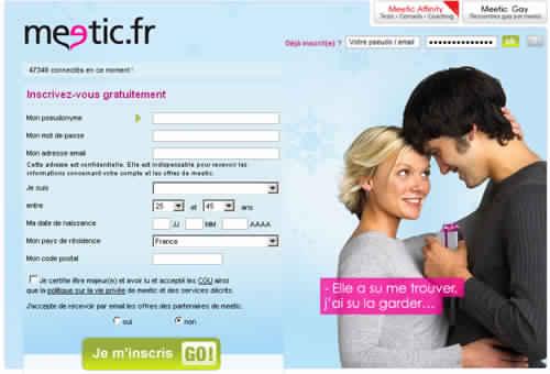 Site de Rencontre Gratuit en France - Meetic France