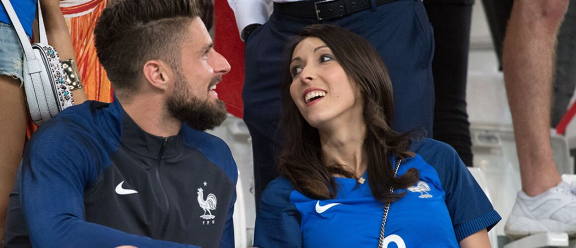 Olivier Giroud : le bonheur retrouvé avec sa femme Jennifer malgré les accusations d'infidélité
