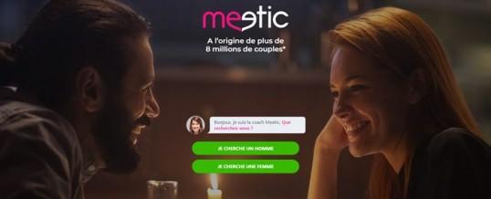 Meetic : le leader de l'amour
