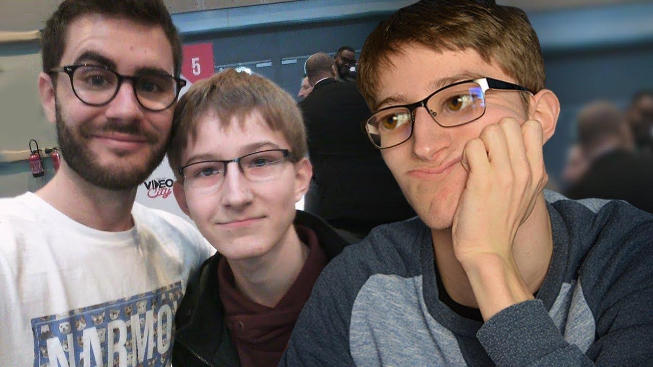 Cyprien : Sa rencontre avec PewDiePie à Tokyo ! | melty