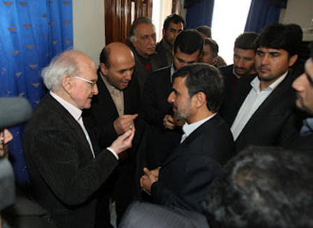 dieudonné rencontre mahmoud ahmadinejad