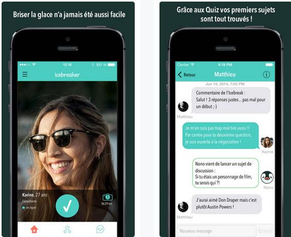 Les meilleures Applis de Rencontres pour Android