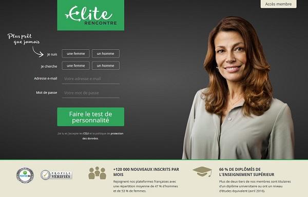 elite rencontre payant pour les femmes