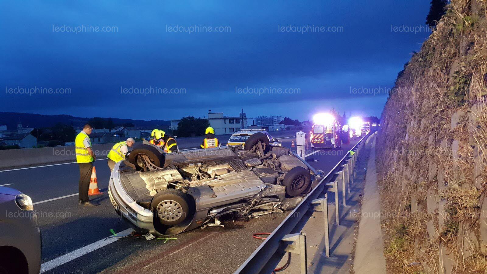 Le chauffard de l'A43 a été mis en examen et écroué