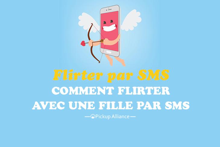 Flirter par SMS : 8 astuces à connaitre pour un flirt par texto réussi