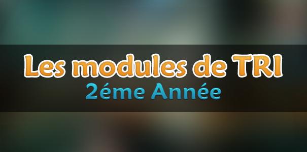 module 1 rencontres