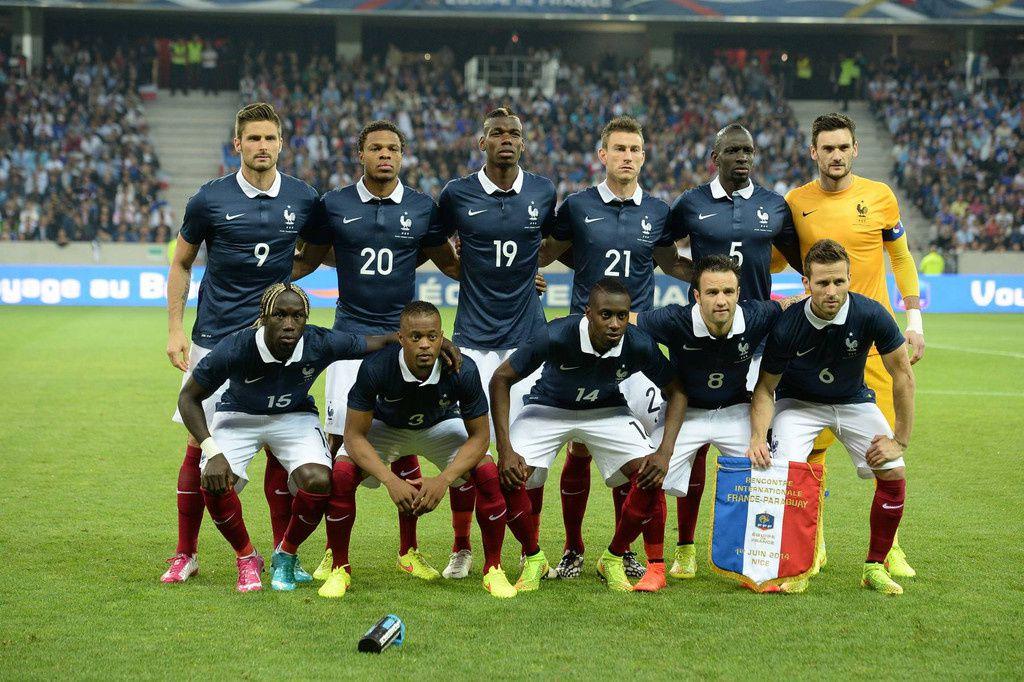 Liste des matchs de l'équipe de France de football par adversaire