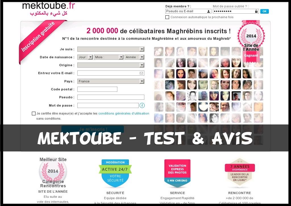 Mektoube : Avis sur le Site de Rencontre entre Musulmans