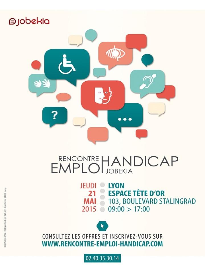 Forum Handi CAP Nouvelle-Aquitaine le 1er octobre à Bordeaux