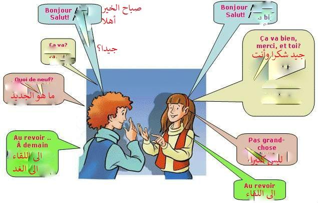 rencontre pour conversation en anglais