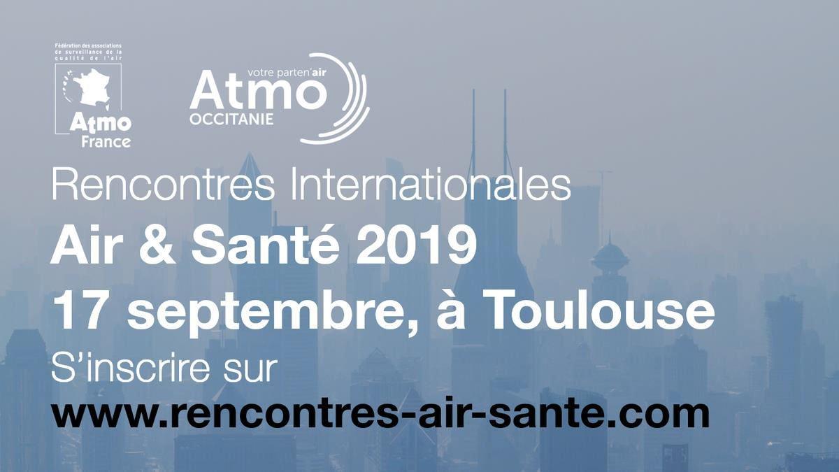 Les rencontres internationales Air et Santé