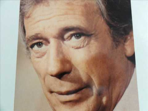 rencontres yves montand