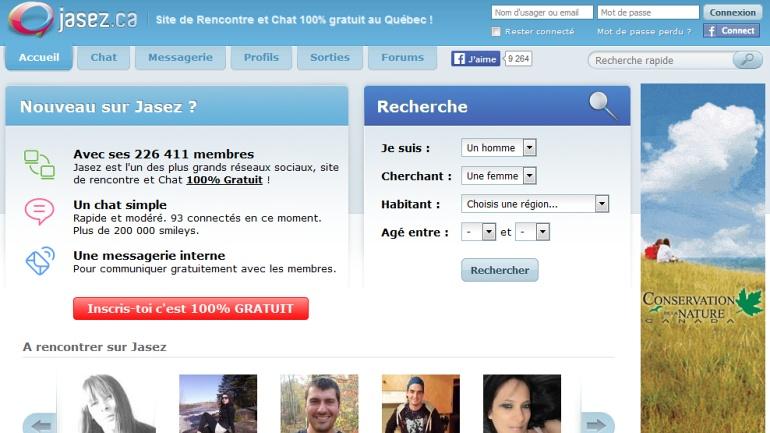 Des sites de rencontres québécois pour contrer Facebook