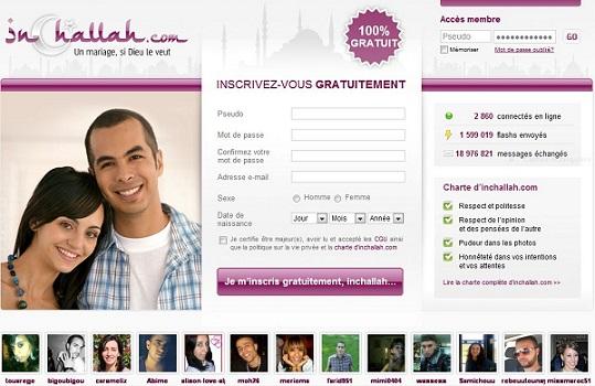 site de rencontres musulmans gratuit