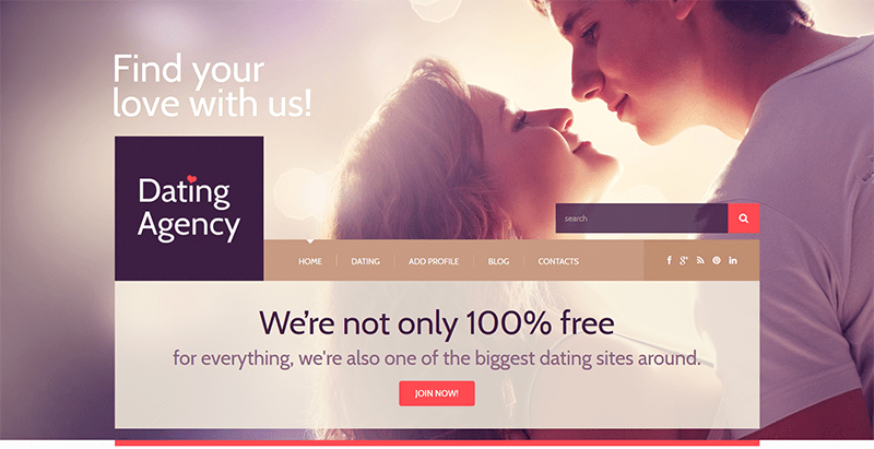 site rencontre avec wordpress