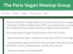 Les sites pour faire des rencontres quand on est végétarien