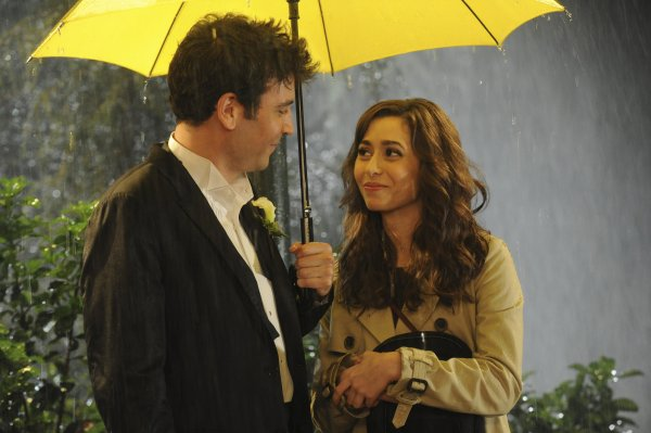 ted mosby rencontre sa femme