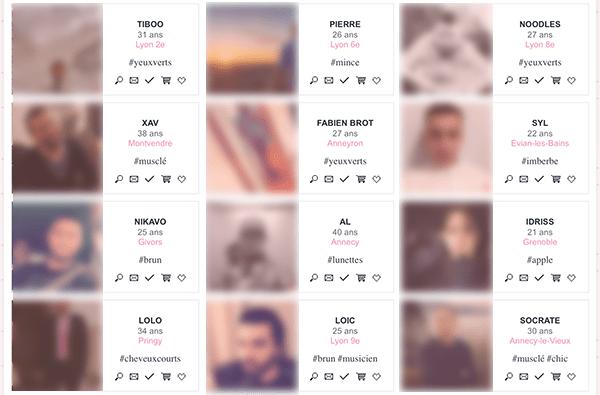 idées de pseudo sur un site de rencontre qui flirtent et séduisent votre cible