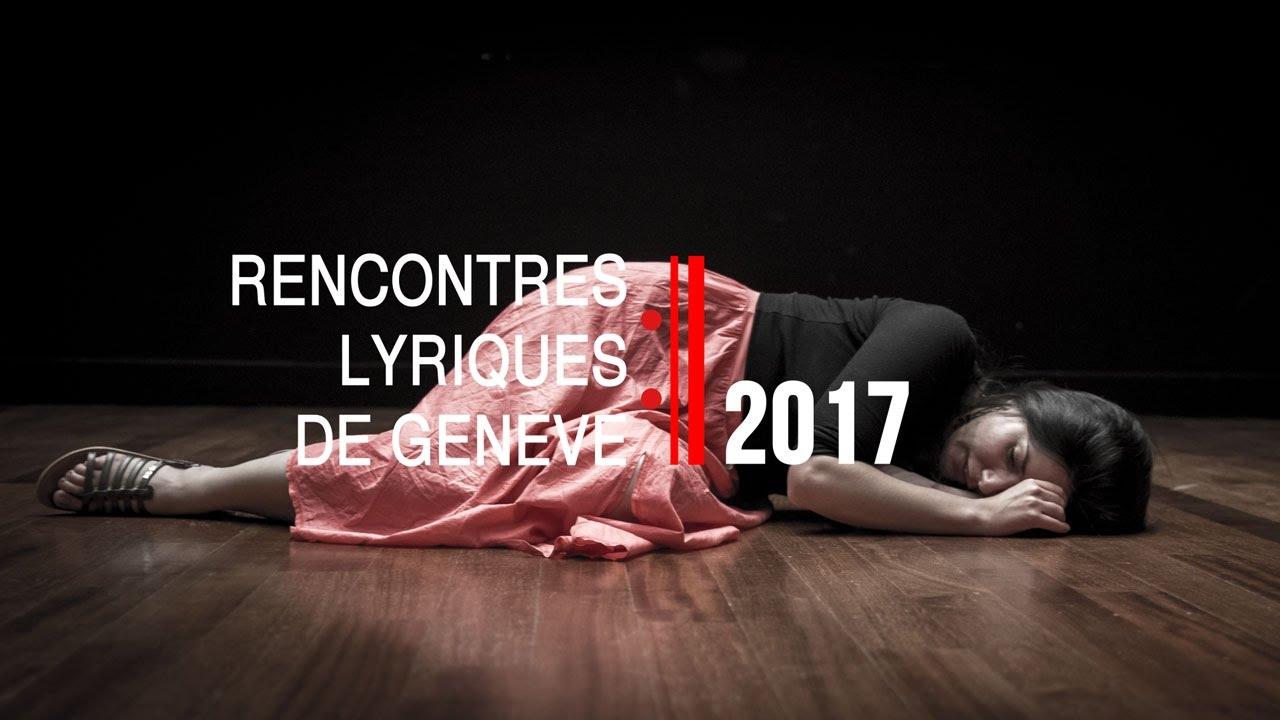 Rencontres lyriques de Genève